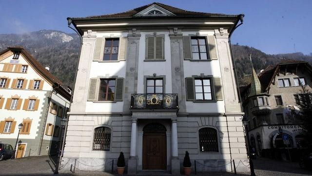 Das Rathaus Uri