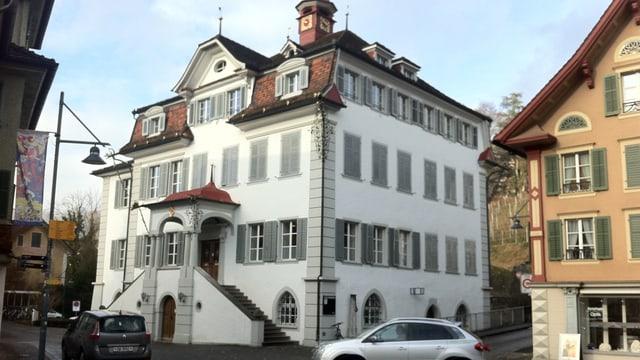 Rathaus des Kantons Obwalden