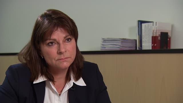 Verena Nold im Interview.