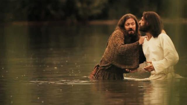 Video «The Making of Jesus Christ – Film-Essay von Luke Gasser» abspielen
