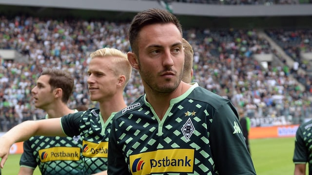 Josip Drmicim Dress von Borussia Mönchengladbach