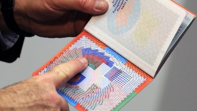Nach wie vor begehrt: der Schweizer Pass.