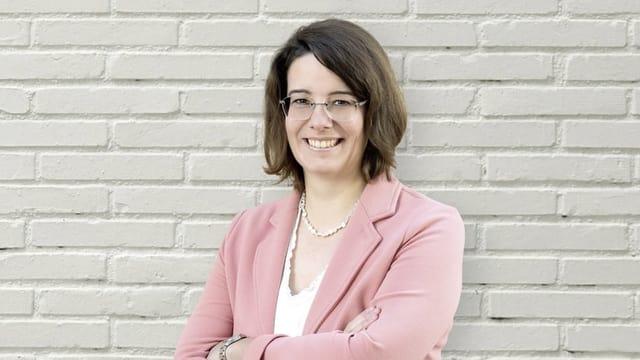 Portrait Jeanine Glarner