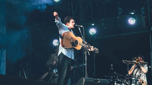 Faber: «Ich will nicht, dass 4'000 Leute 'Du Nutte' singen» (Artikel enthält Video)