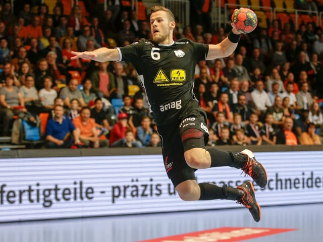 Nationalspieler Cédrie Tynowski