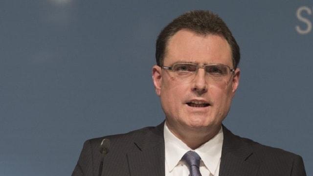 Il president da la Banca Naziunala Thomas Jordan