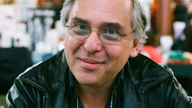 Der Zeichner und Comic-Autor Art Spiegelman im Portrait