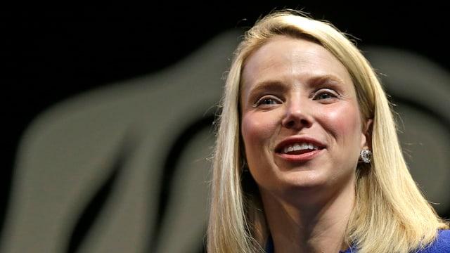 Marissa Mayer, die Yahoo-Chefin