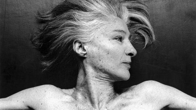 Undatierte Aufnahme der seit 1980 in Genf wirkenden Choreographin Noemi Lapzeson.