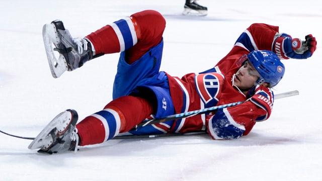 Die kanadischen NHL-Teams schlittern einem historischen Debakel entgegen.