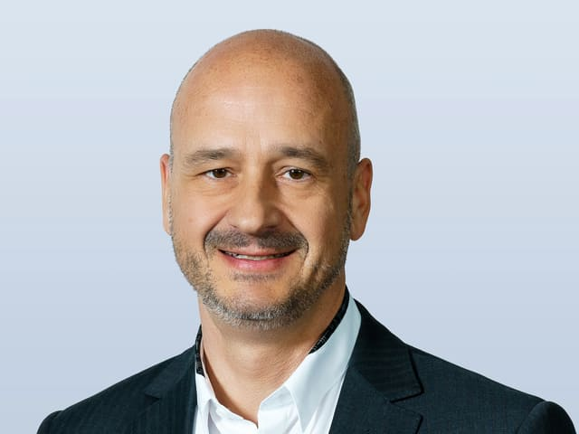 Porträt Damir Bogdan