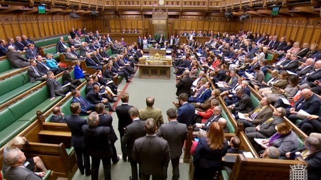 Parlament britannic