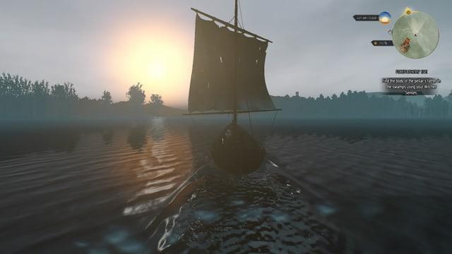 Skipper Geralt.