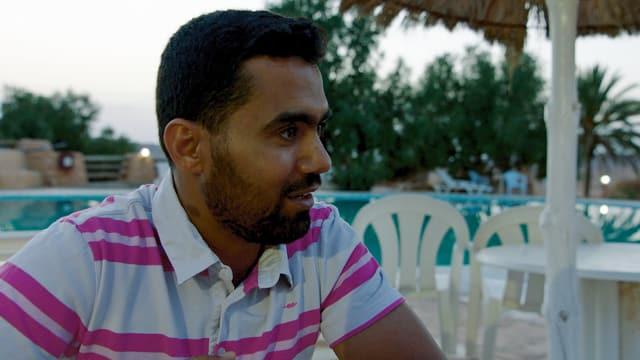 Der Journalist aus Tunis