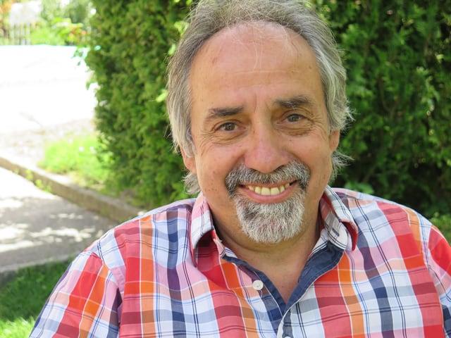 Porträt Norbert Eder.