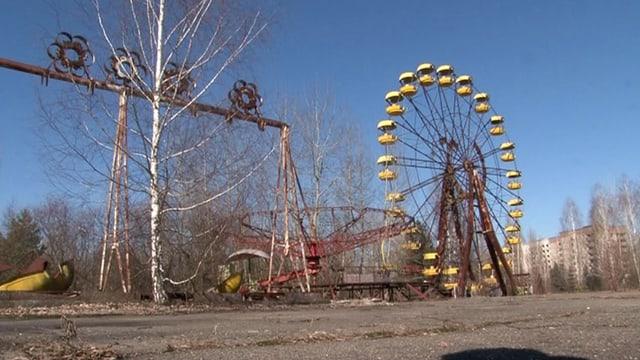 Video «Tschernobyl: Unterwegs in der Sperrzone (4/4)» abspielen