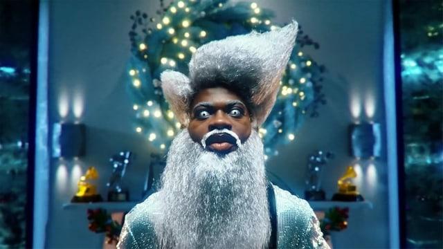 Lil Nas Xs Version des Weihnachtsmann