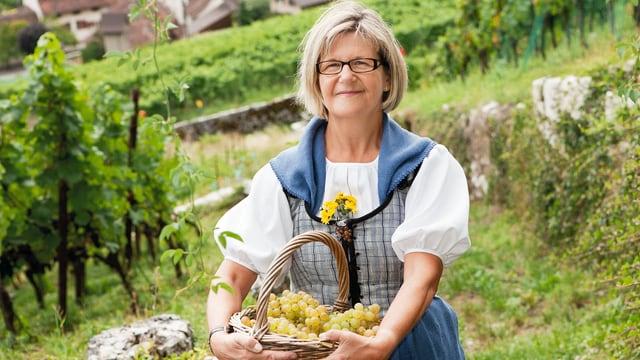 Video ««SF bi de Lüt – Landfrauenküche» (6): Silvia Krebs» abspielen