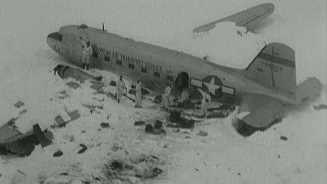 Der Beginn der alpinen Luftrettung