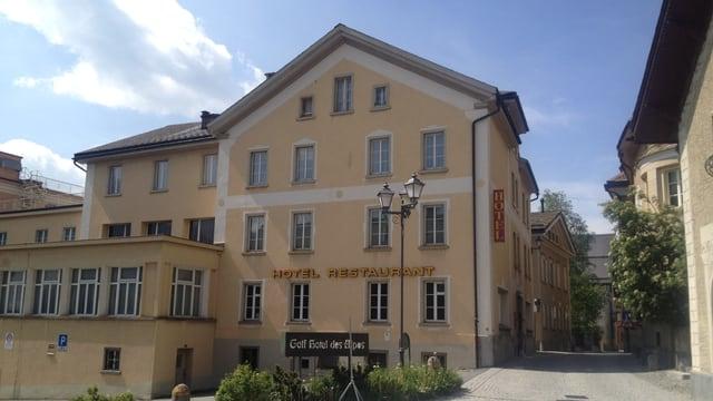 Il Golf Hotel Des Alpes