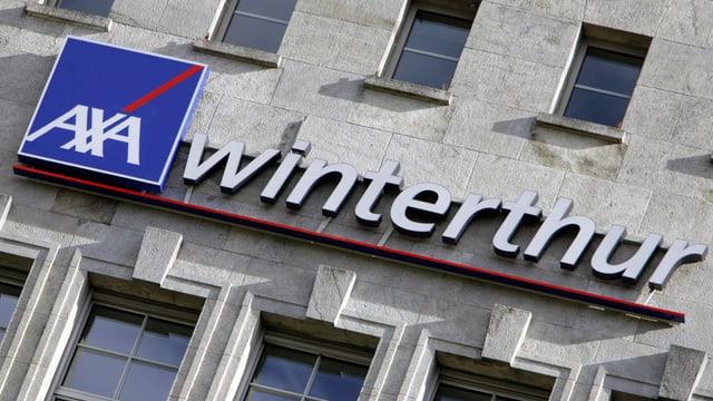 AXA Winterthur è ina societad affiliada dal concern franzos AXA