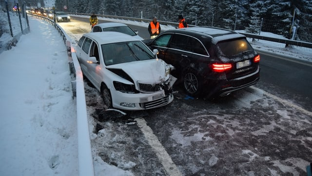 impressiun dal accident.