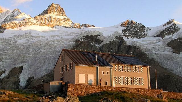 Glecksteinhütte