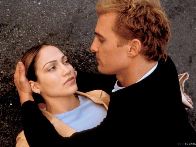 Matthew McConaughey als Bräutigam Steve Edison in «The Wedding Planner» (2001).