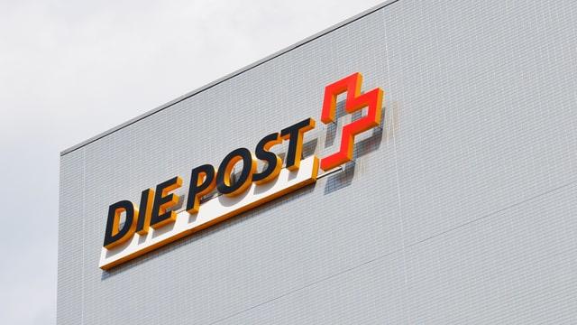 Logo da la Posta Svizra.