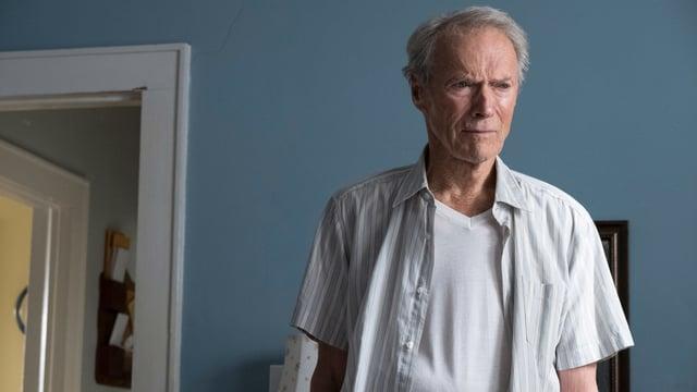 Clint Eastwood als Drogenkurier.
