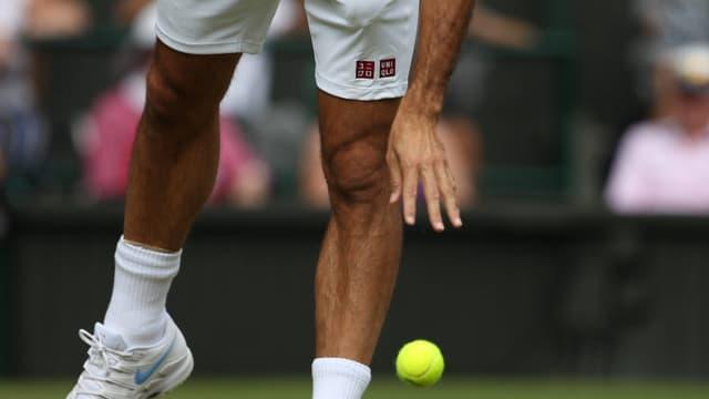 Federer-Sponsor Uniqlo.