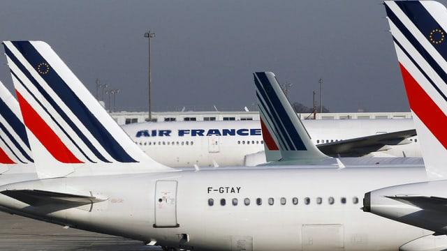 Air France-Flugzeuge