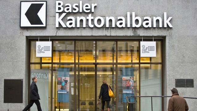 Die Aufsicht über die Kantonalbank soll entpolitisiert werden.