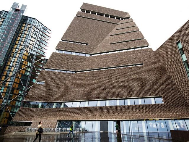 Die Tate Modern in London