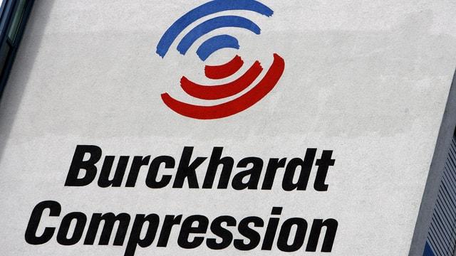 Logo der Firma Burckhardt Compression