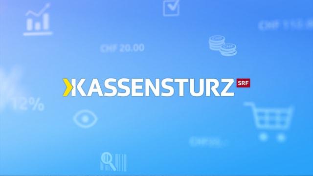 Logo der Sendung Kassensturz
