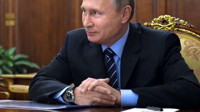 Putin sesa a maisa da sesida.