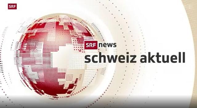 Sendungslogo von «Schweiz aktuell»