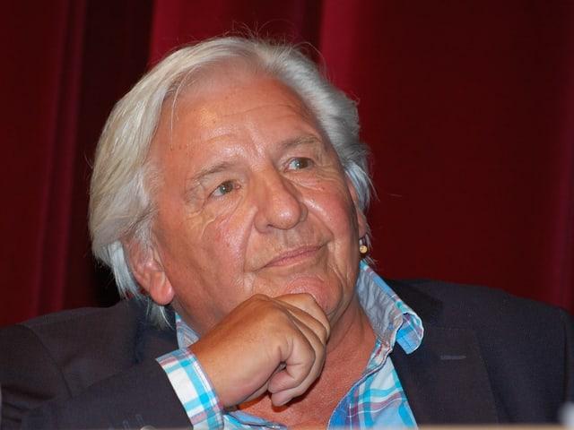 Karl Wild, Gründer des Schweizer Hotelratings.