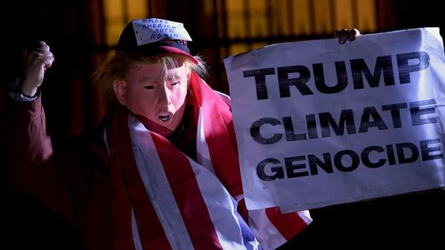 Wissenschaft unter Trump