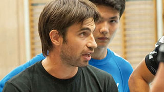 Lukas Magnaguagno steigt beim BSV Bern vom U19- zum Cheftrainer auf.