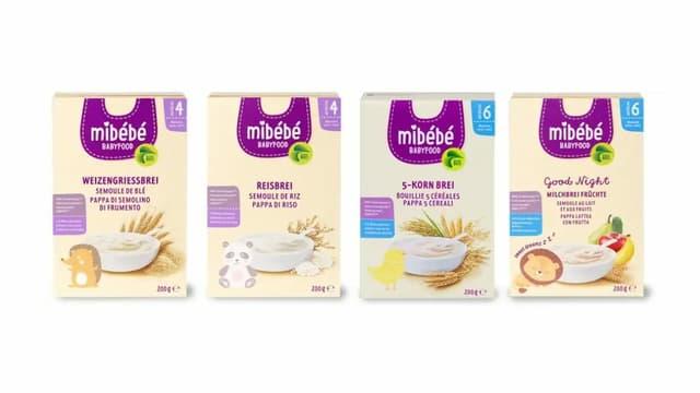 Mibebe Produkte