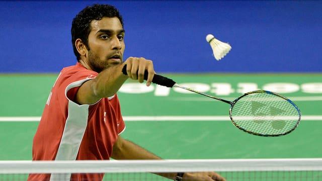 Für den Briten Rajiv Ouseph ist das Turnier in Basel zu Ende.