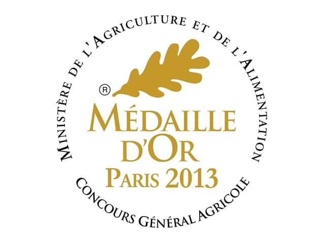 Medaille Concours Général Agricole