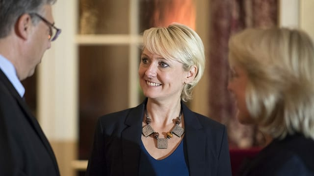 FDP-Politiker Isabelle Moret