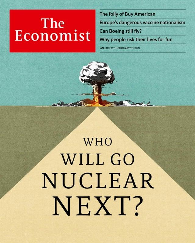 Cover des «Economist»