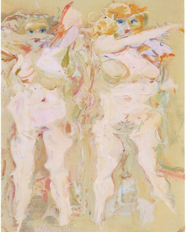 Bild von De Kooning