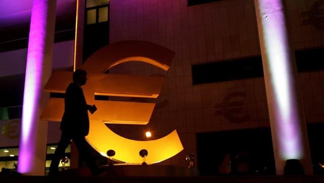 Simbol da l'Euro.
