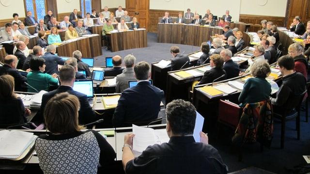 Kantonsratssaal