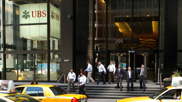Er las bancas grondas svizras UBS e Credit Suisse ston pajar in chasti.